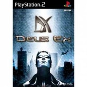 Deus Ex Game PS2