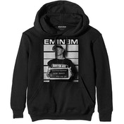 Eminem - Arrest Men's Large Pullover Hoodie - Black
