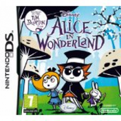 Alice in Wonderland Game DS