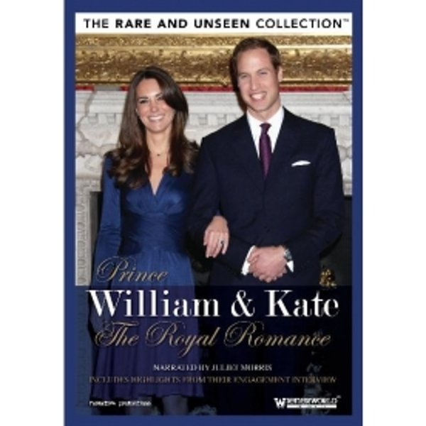 Prince William And Kate - A Royal Romance Rental DVD