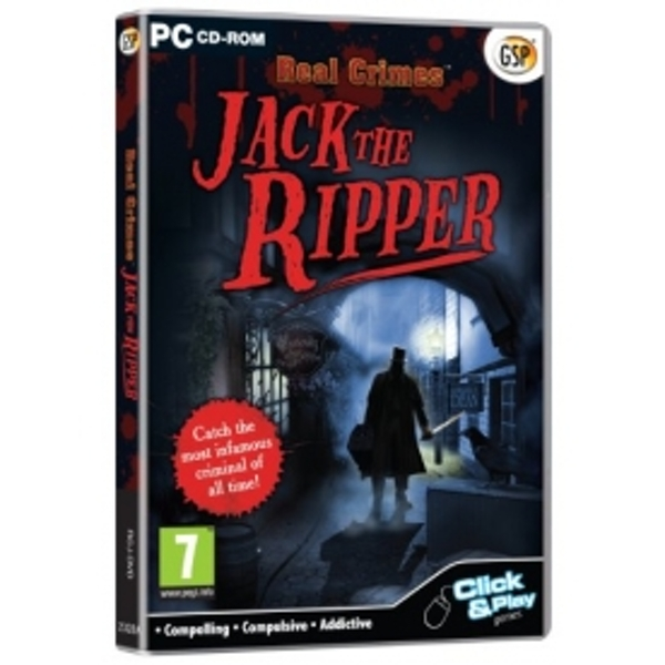 Real Crimes Jack the Ripper Game PC
