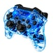 PDP Afterglow SmartTrack Wireless Controller Blue PS3 PC - Image 3