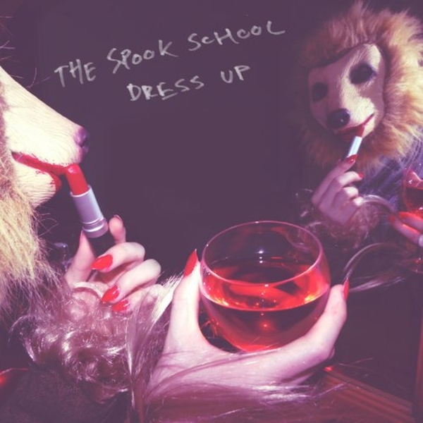 The Spook School ‎– Dress Up Limited Edition Cherry Cola Vinyl
