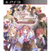 Atelier Rorona Plus The Alchemist Of Arland PS3 Game