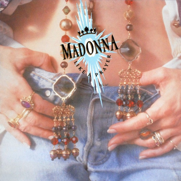 Madonna ‎– Like A Prayer Vinyl