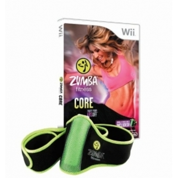 is there a zumba game for wii