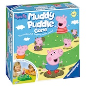 Ravensburger Peppa Pig's Muddy Puddles Board Game