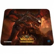 SteelSeries QcK Surface World of Warcraft Cataclysm Deathwing Edition PC