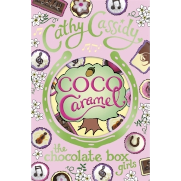 Chocolate Box Girls: Coco Caramel by Cathy Cassidy (Paperback, 2014)