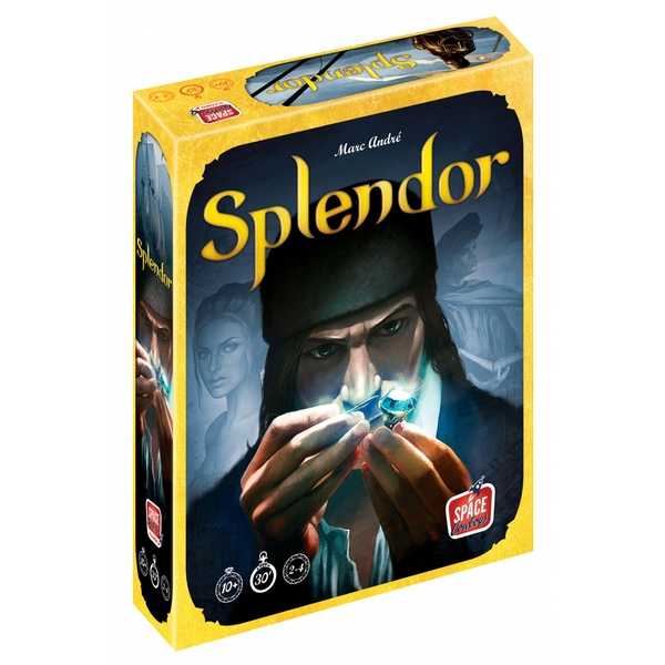 Splendor Card Game - Image 1