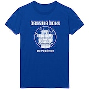 The Beastie Boys - Intergalactic Men's Small T-Shirt - Royal Blue