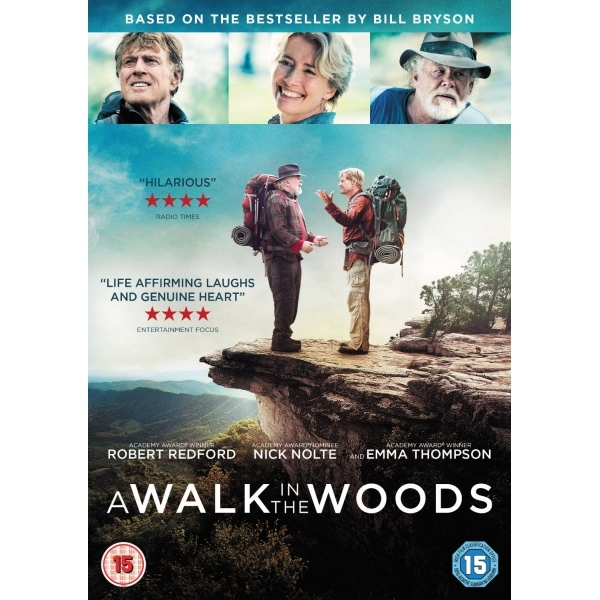 A Walk In The Woods DVD