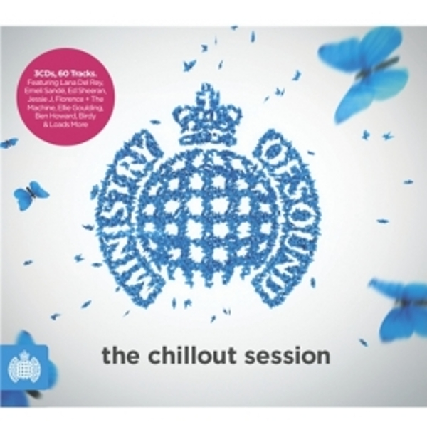 Ministry Of Sound Best Of Chillout Sessions CD