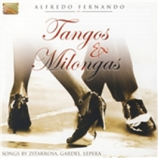 Alfredo Fernando Tangos And Milongas CD