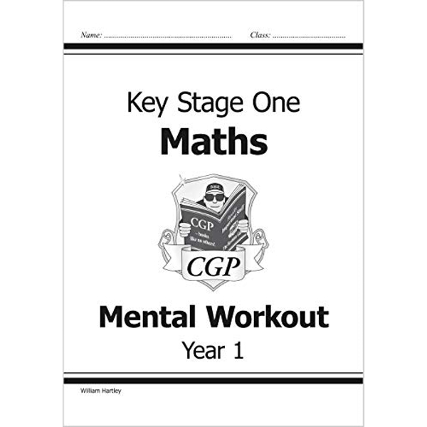 KS1 Mental Maths Workout - Year 1 by William Hartley (Paperback, 2002)