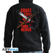 Ash Vs Evil Dead - Shoot First, Think Never Man Men's Small Hoodie - Black - Image 2
