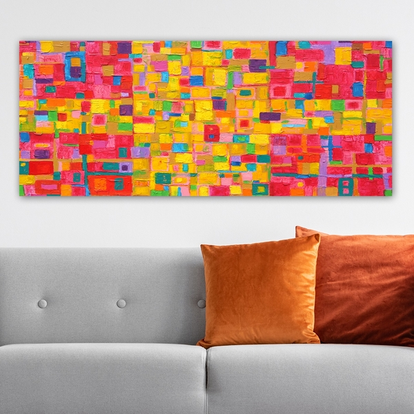YTY138411797_50120 Multicolor Decorative Canvas Painting