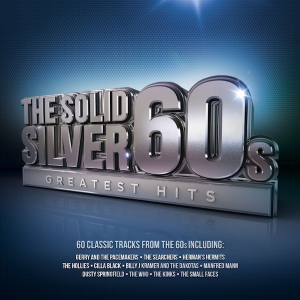 The Solid Silver 60'S CD