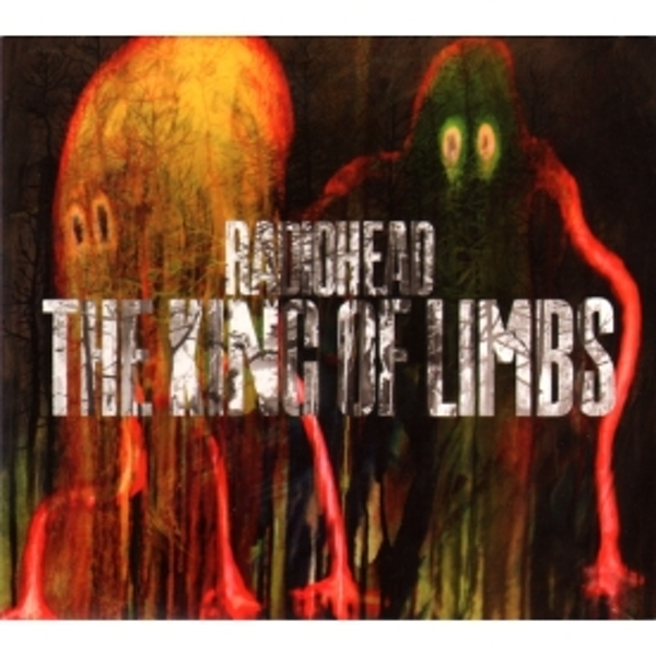 Radiohead - The King Of Limbs CD