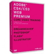 Adobe Web Premium CS4 & CS3 Training Bundle PC