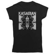 Kasabian - Solo Reflect Women's Medium T-Shirt - Black