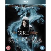 The Girl Trilogy Blu-ray