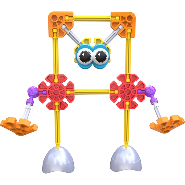 Kid K'Nex Rockin' Robots Building Set