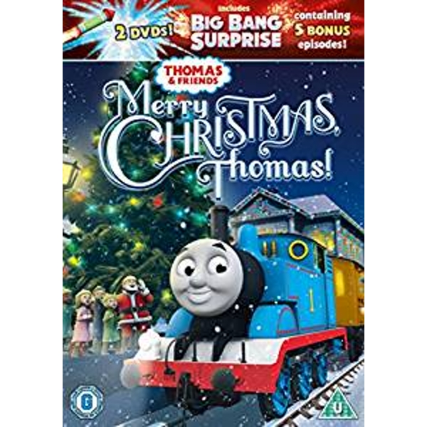 Thomas And Friends - Merry Christmas Thomas DVD