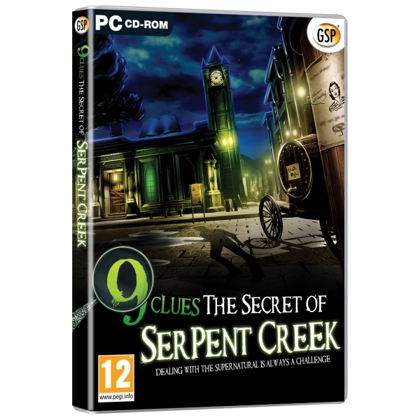 9 Clues The Secret of Serpent Creek Game PC