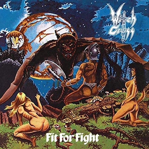 Witch Cross - Fit For Fight Vinyl