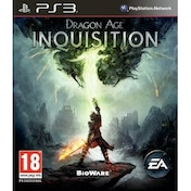 Dragon Age Inquisition (with Flames of the Inquisition DLC) PS3 Game