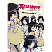 Watamote Collection DVD