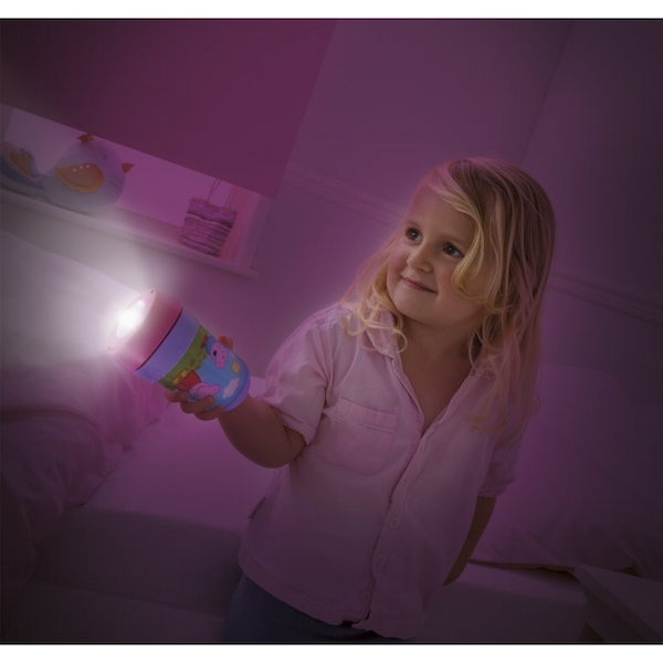 Goglow Peppa Pig Night Light And Torch