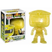Yellow Teleporting Ranger (Power Rangers) Funko Pop! Vinyl Figure