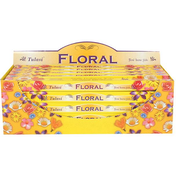 Pack of 25 Tulasi Floral Incense Sticks