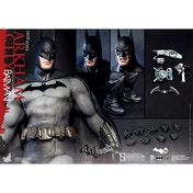 Ex-Display Hot Toys Batman Arkham City Sixth Scale Figure Used - Like New