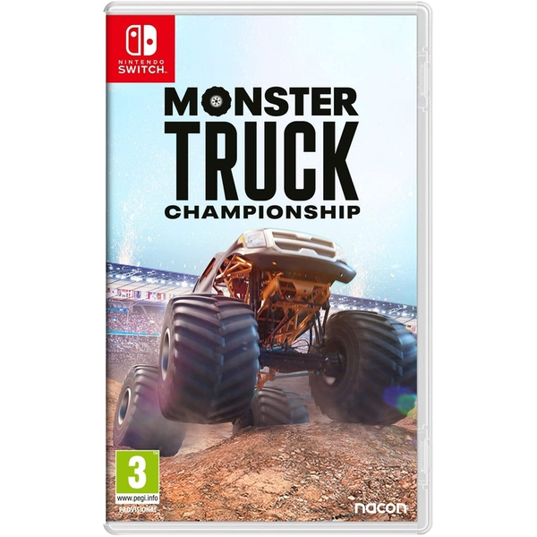 Monster Truck Championship Nintendo Switch Game