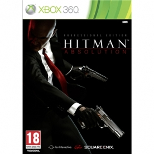 Hitman Absolution Professional Edition Game Xbox 360