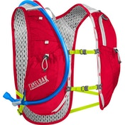 Camelbak Circuit Hydration 1.5l Running Vest Crimson Red Lime Punch