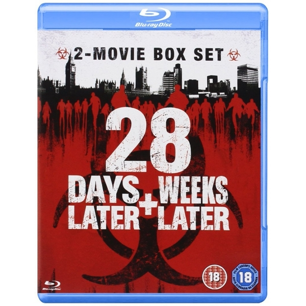 28 Days Later / 28 Weeks Later Blu-ray Box-set - Image 1