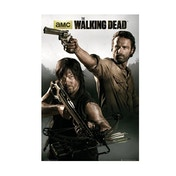The Walking Dead Rick & Daryl Maxi Poster