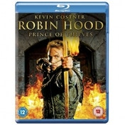 Robin Hood Prince of Thieves Blu-Ray