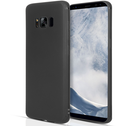 Samsung Galaxy S8 Plus Matte Silicone - Black