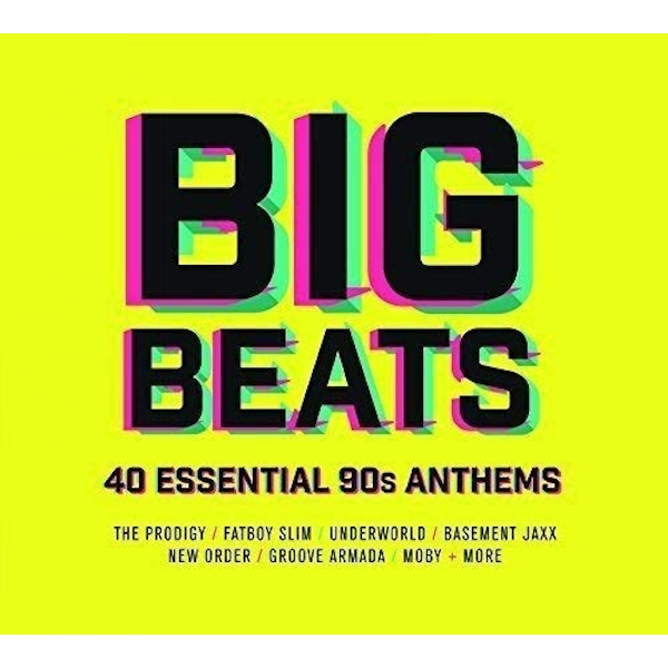 Big Beats CD