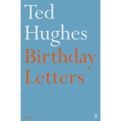 Birthday Letters by Ted Hughes (Paperback, 1999)