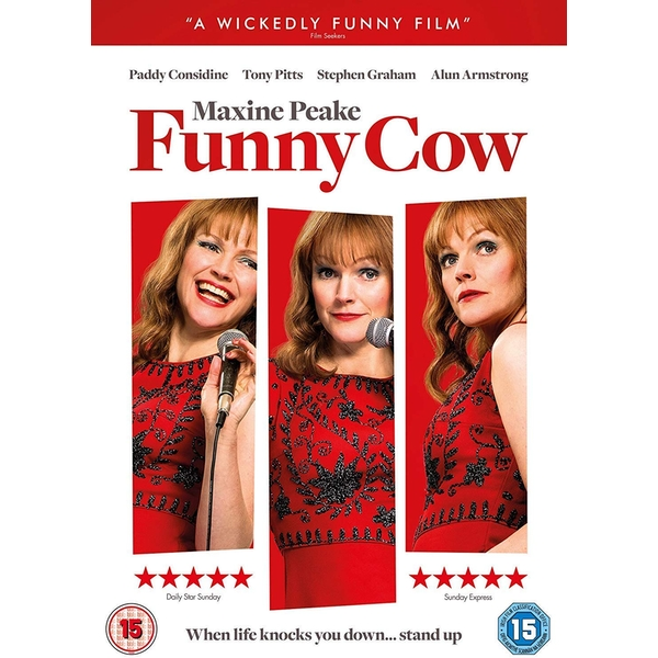 Funny Cow DVD
