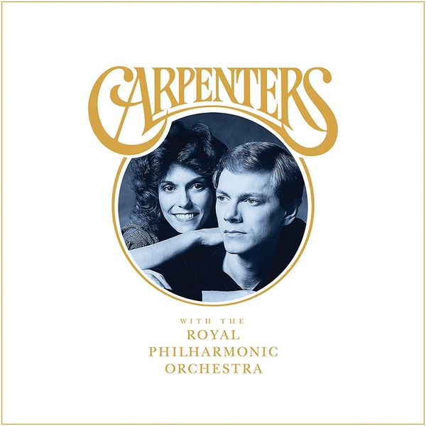 The Carpenter With The Royal Philamonic Orchestra CD