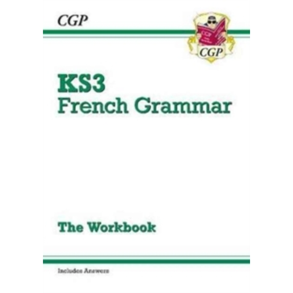 New KS3 French Grammar Workbook (Includes Answers)