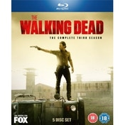 The Walking Dead Season 3 Blu-ray