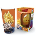 Dragon Ball Z Dragon Ball Coloured Glass Premium Large Glass
